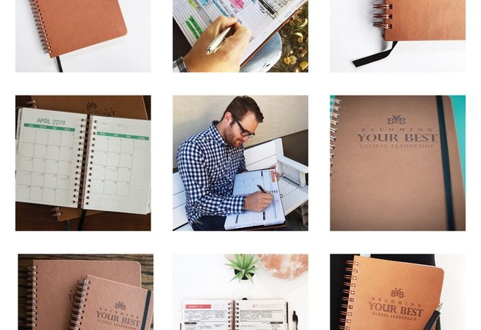 The Becoming Your Best Planner: Have your best year ever!