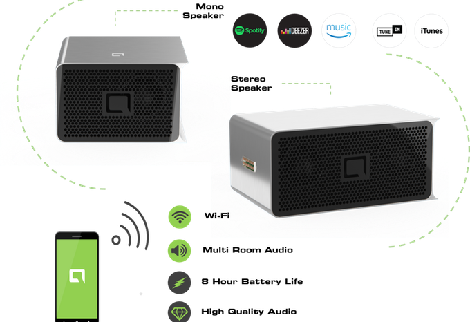 Qubis: The Future of Home Entertainment