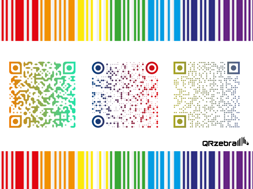 QR codes 2018