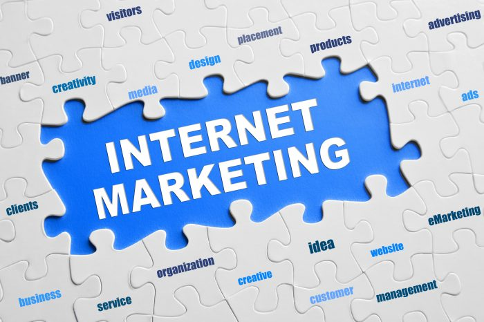 Five tips for better online marketing