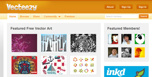 Top 10 Websites For Free Vector Art Downloads