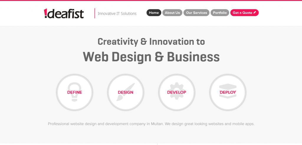 Website Design Company Multan Pakistan Website Designing Pakistan