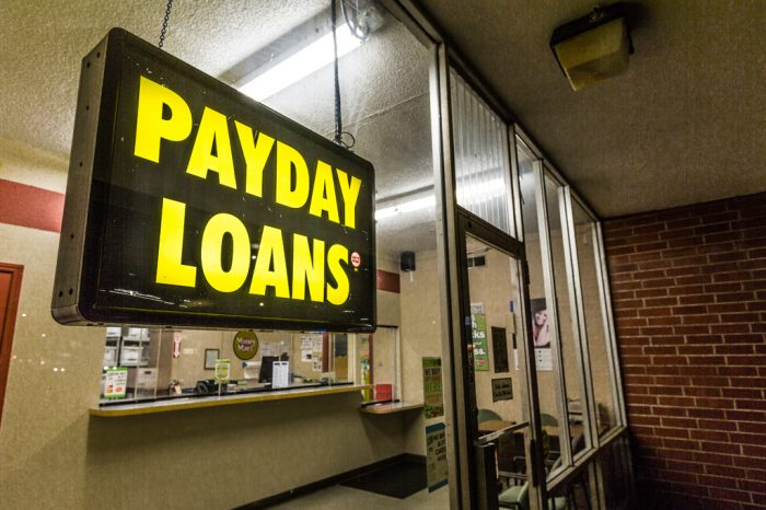 Facts You Need To Know About Payday Loans