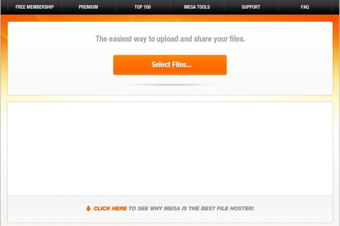 Shut Down Megaupload.com File-Sharing Website By US Feds