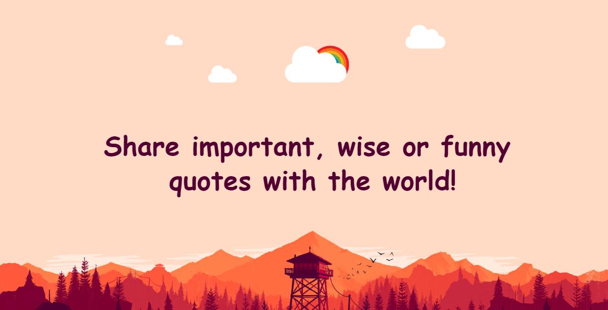 Create Custom Quote Posters