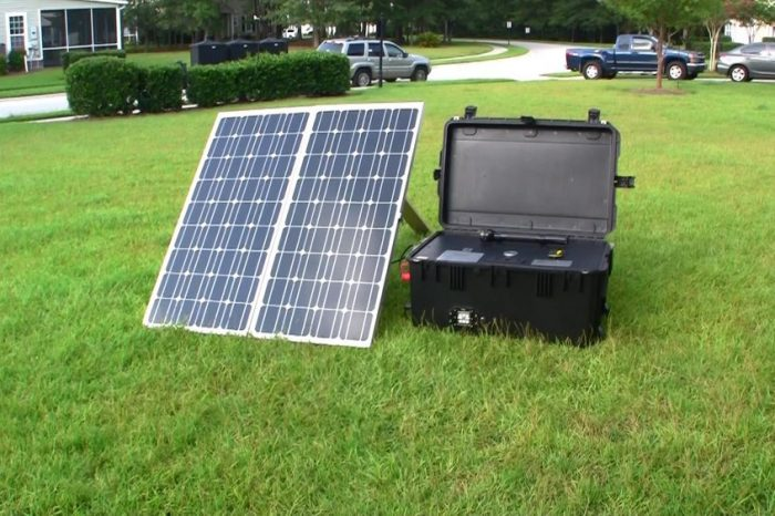 Why You Need to Invest in a Portable Solar Generator?