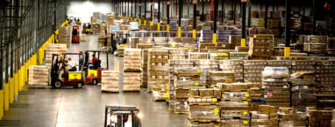 Are Robots Taking Over E-Commerce Warehouses?